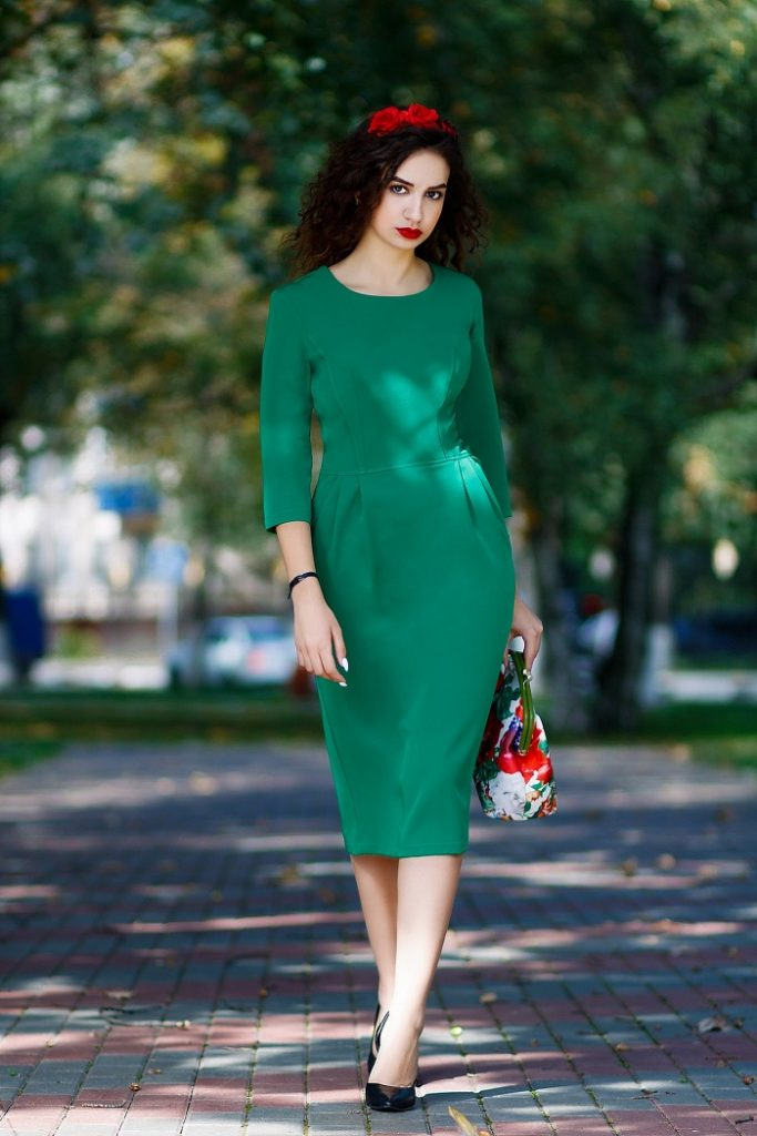 Prechádzka v pohodlných šatách