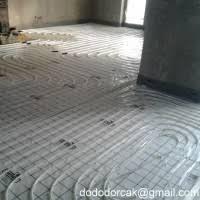Inštalácia podlahového vykurovania