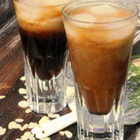 Ľadová zrnková káva