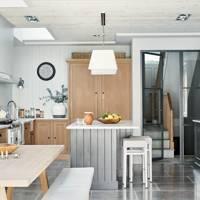 Malé kuchyně poskytují prostor pro fantazii