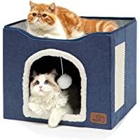 Mačací domček pre mačky na pohodlný spánok