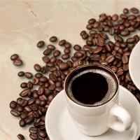 Zrnková káva rôzneho stupňa praženia